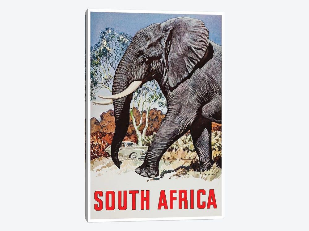 South Africa - Wildlife by Unknown Artist 1-piece Canvas Artwork