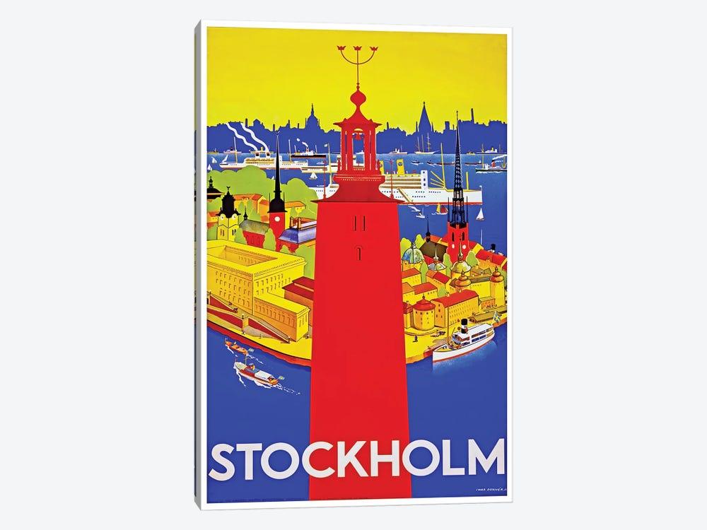 Stockholm by Unknown Artist 1-piece Art Print