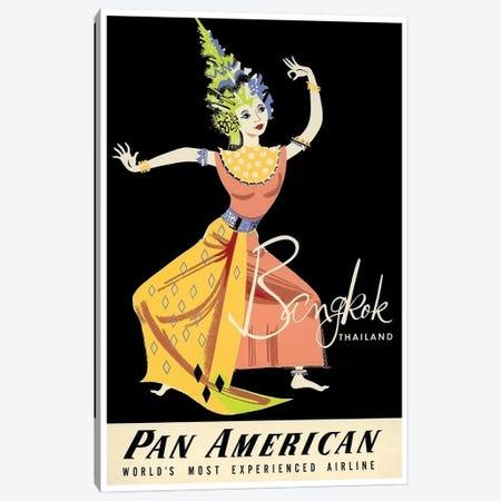 Bangkok, Thailand - Pan American Canvas Print #LIV38} by Unknown Artist Art Print