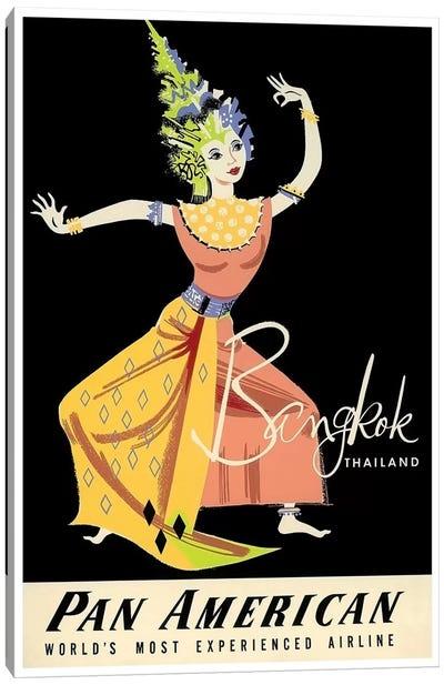 Bangkok, Thailand - Pan American Canvas Art Print