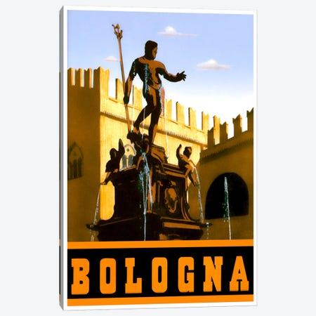 Bologna Canvas Print #LIV44} by Unknown Artist Canvas Print