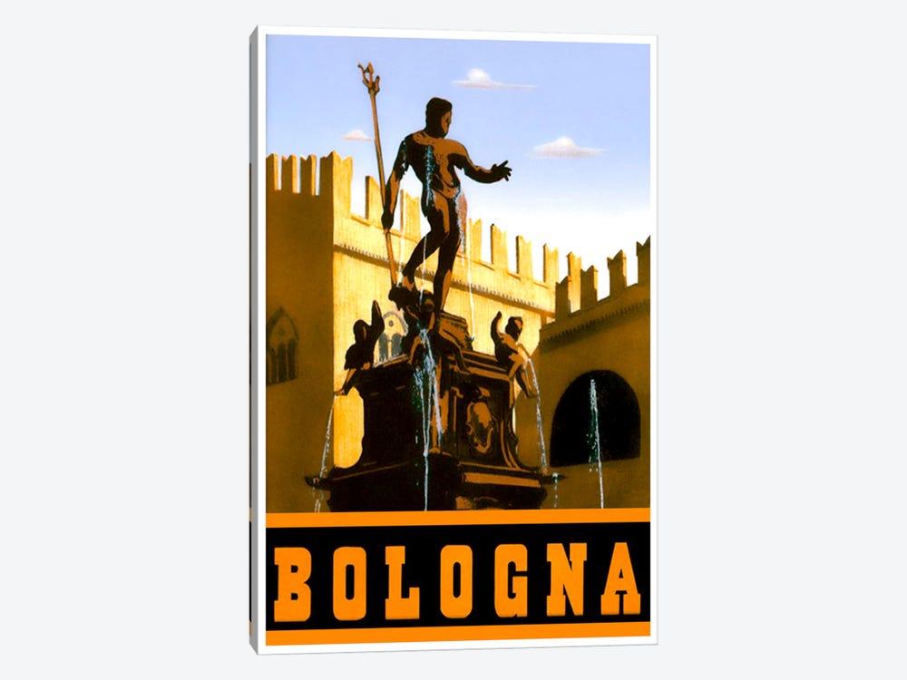Bologna by Unknown Artist 1-piece Canvas Artwork