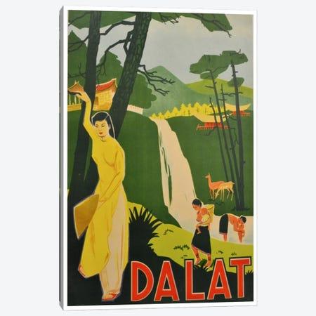 Da Lat, Vietnam Canvas Print #LIV70} by Unknown Artist Art Print