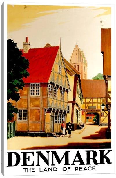 Denmark: Land Of Peace Canvas Art Print
