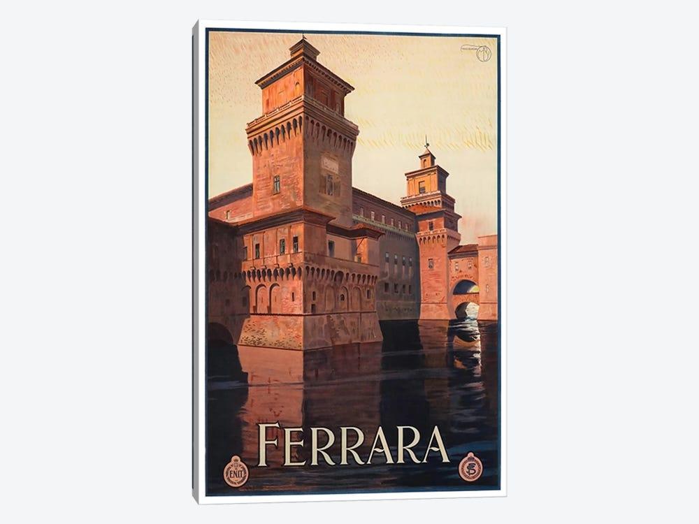 Ferrara, Italy by Unknown Artist 1-piece Canvas Print