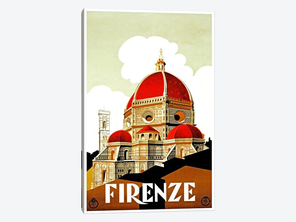 Firenze by Unknown Artist 1-piece Canvas Wall Art