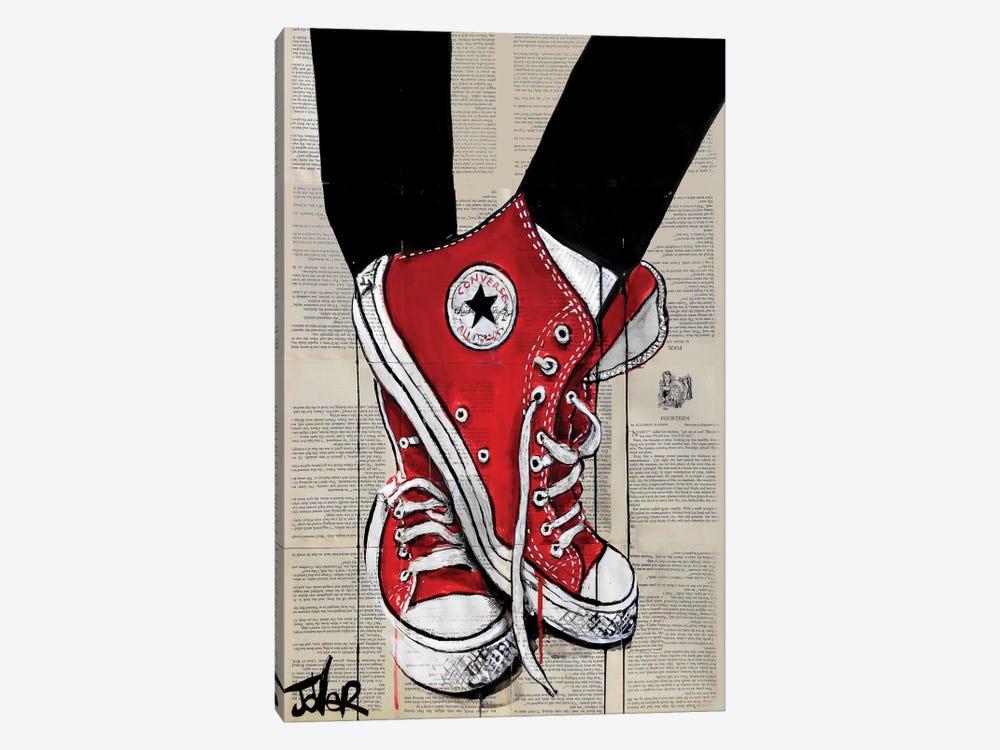 Redd by Loui Jover 1-piece Art Print