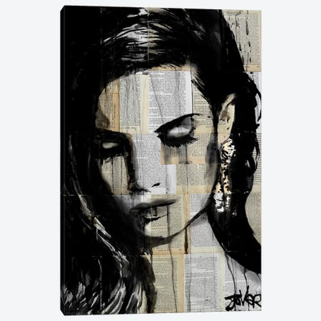 West Coast Canvas Print #LJR111} by Loui Jover Canvas Art Print