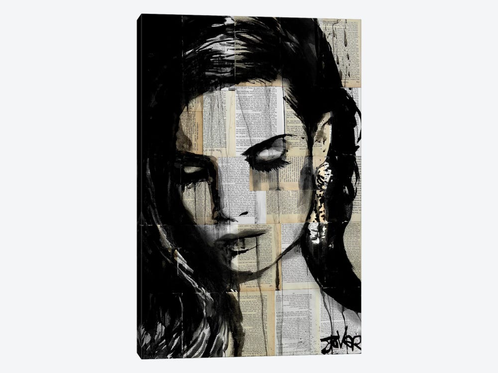 West Coast by Loui Jover 1-piece Canvas Art