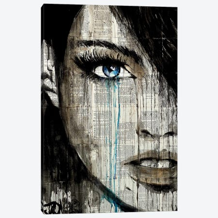 Alive Canvas Print #LJR112} by Loui Jover Canvas Art Print