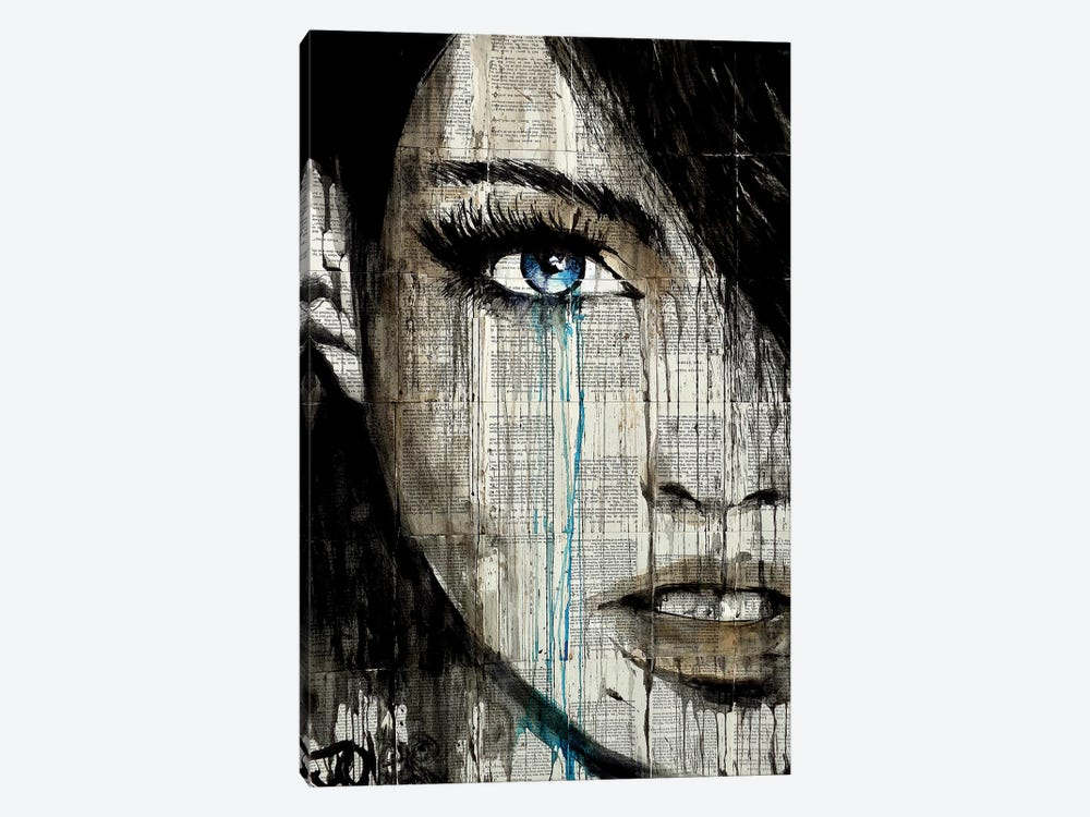 Alive by Loui Jover 1-piece Canvas Print
