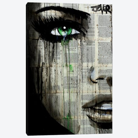 Chapter Canvas Print #LJR114} by Loui Jover Canvas Art