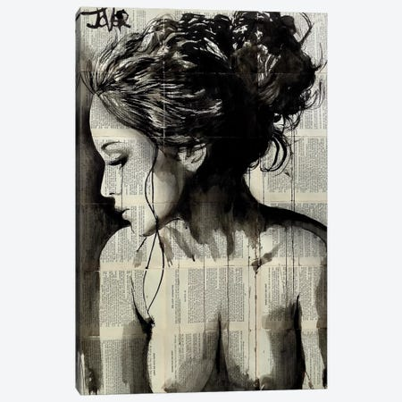 Dreamer Canvas Print #LJR117} by Loui Jover Canvas Wall Art