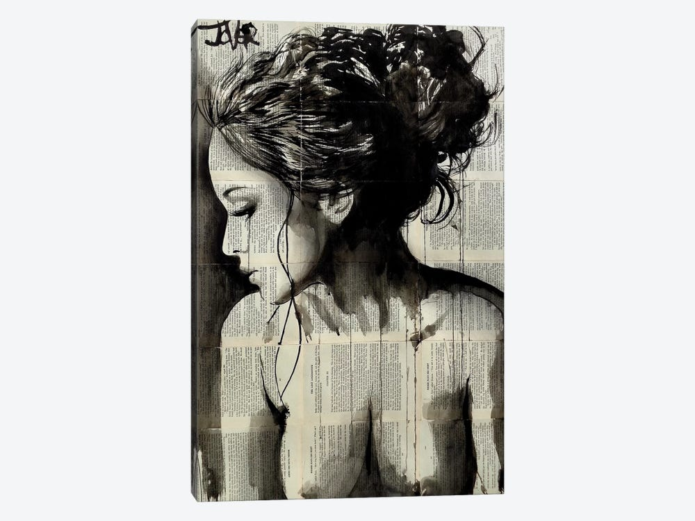 Dreamer by Loui Jover 1-piece Canvas Art