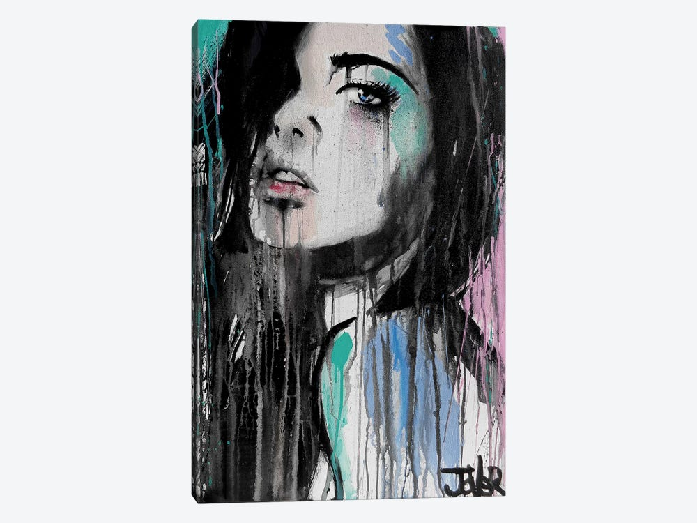 Forever Faraway by Loui Jover 1-piece Canvas Artwork