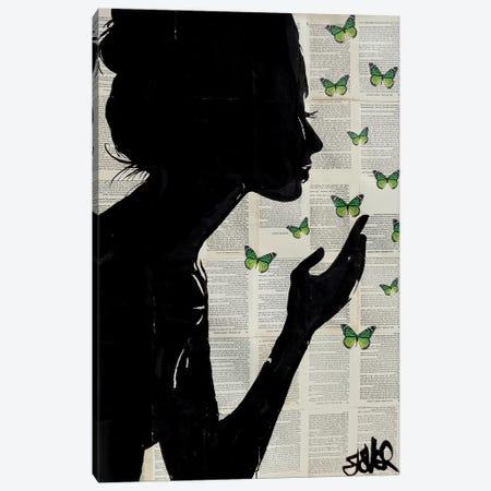 Simplicity II Canvas Print #LJR123} by Loui Jover Canvas Art