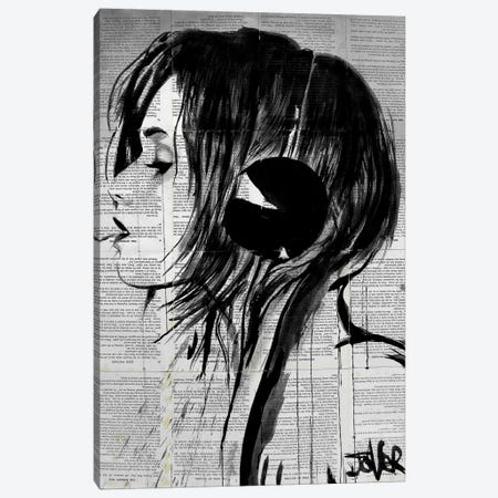 Super Sonic Canvas Print #LJR126} by Loui Jover Canvas Art Print