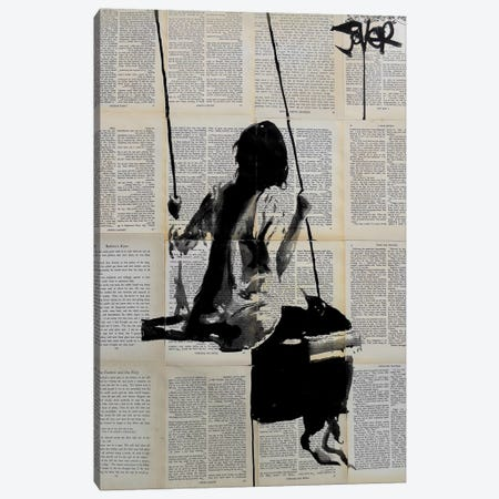 Years And Years Canvas Print #LJR130} by Loui Jover Canvas Print