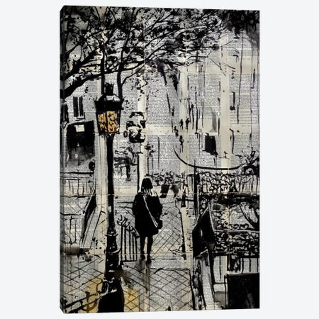 Arrondissement Canvas Print #LJR133} by Loui Jover Canvas Art Print