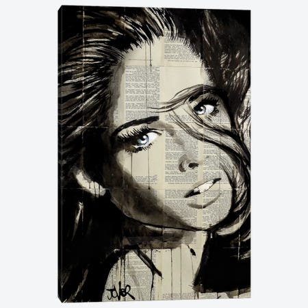 Flip Canvas Print #LJR135} by Loui Jover Canvas Wall Art