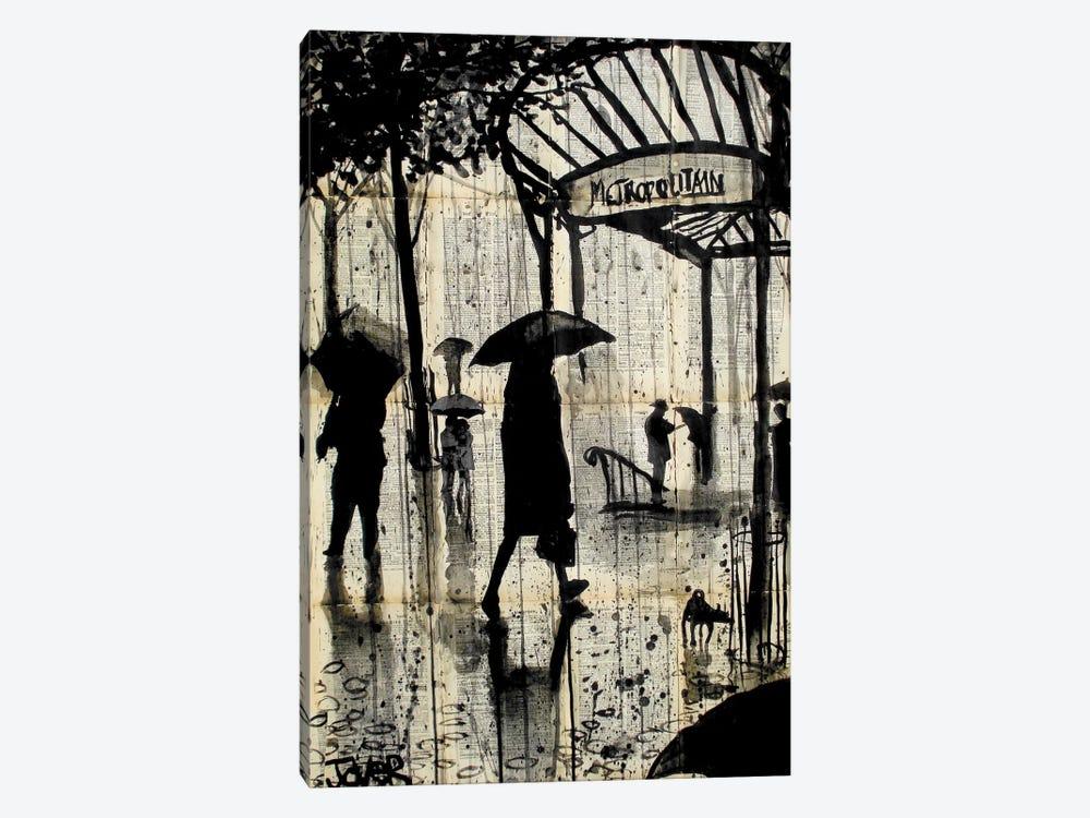 Metropolitain by Loui Jover 1-piece Art Print