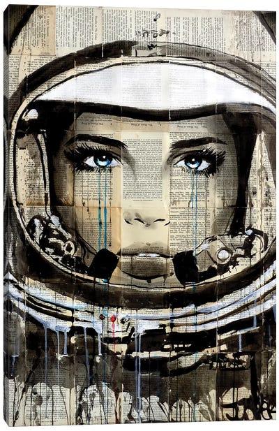 New Frontier Canvas Art Print
