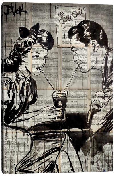 Soda Pop Canvas Art Print