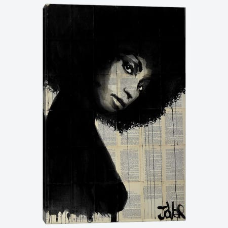 Celistine Canvas Print #LJR158} by Loui Jover Canvas Print