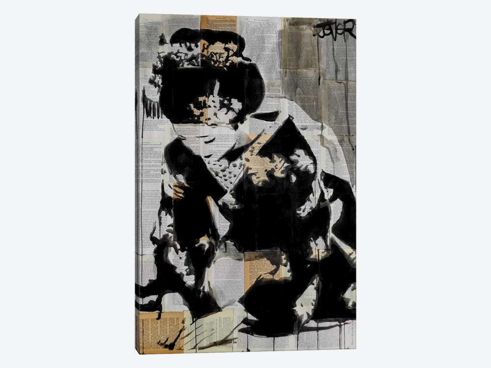 Ceremony by Loui Jover 1-piece Canvas Art