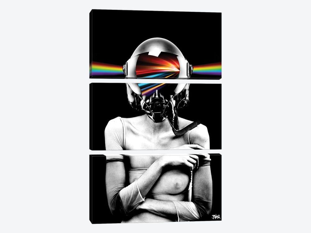 Event Horizon by Loui Jover 3-piece Canvas Print