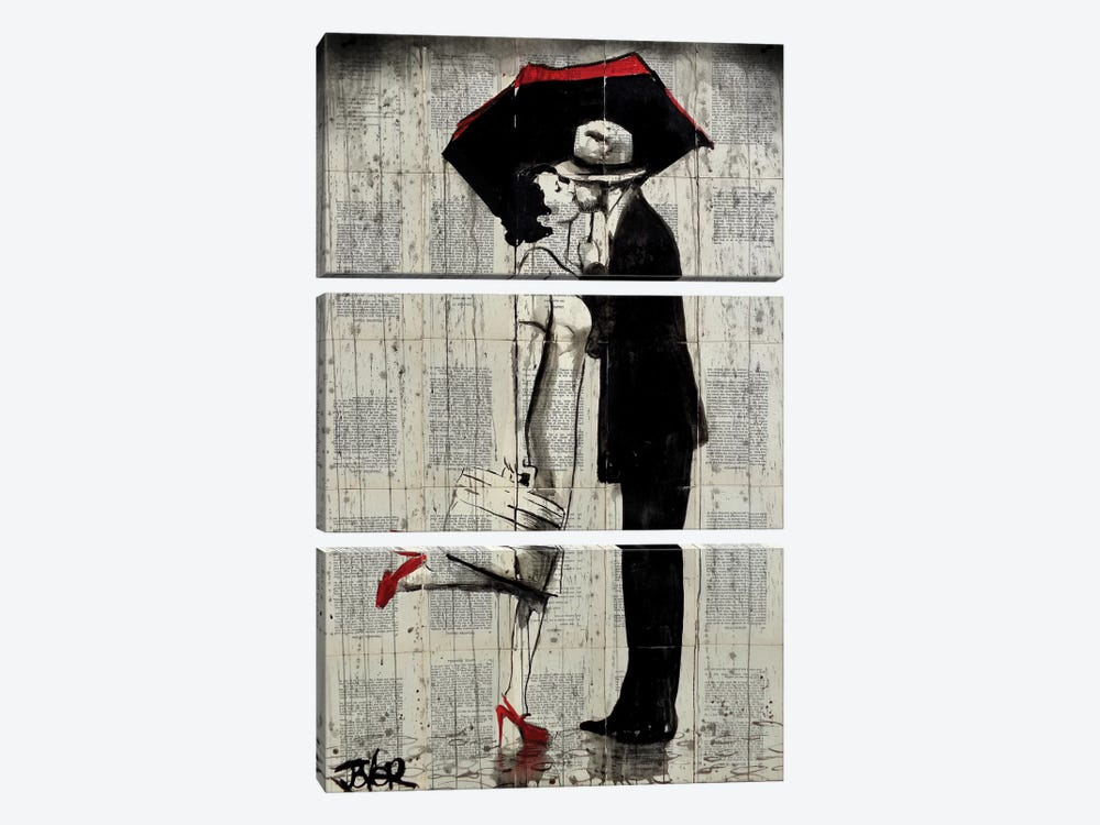 Ever After by Loui Jover 3-piece Canvas Art