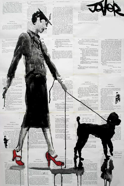 Framed Canvas
