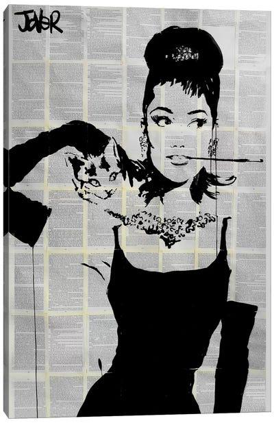 Tiffany's Canvas Print #LJR185