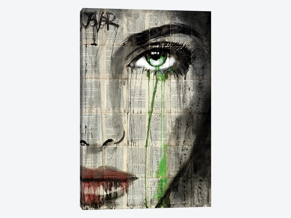 Definition by Loui Jover 1-piece Canvas Print