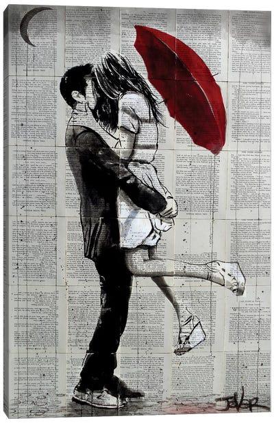 Forever Romantics Canvas Art Print