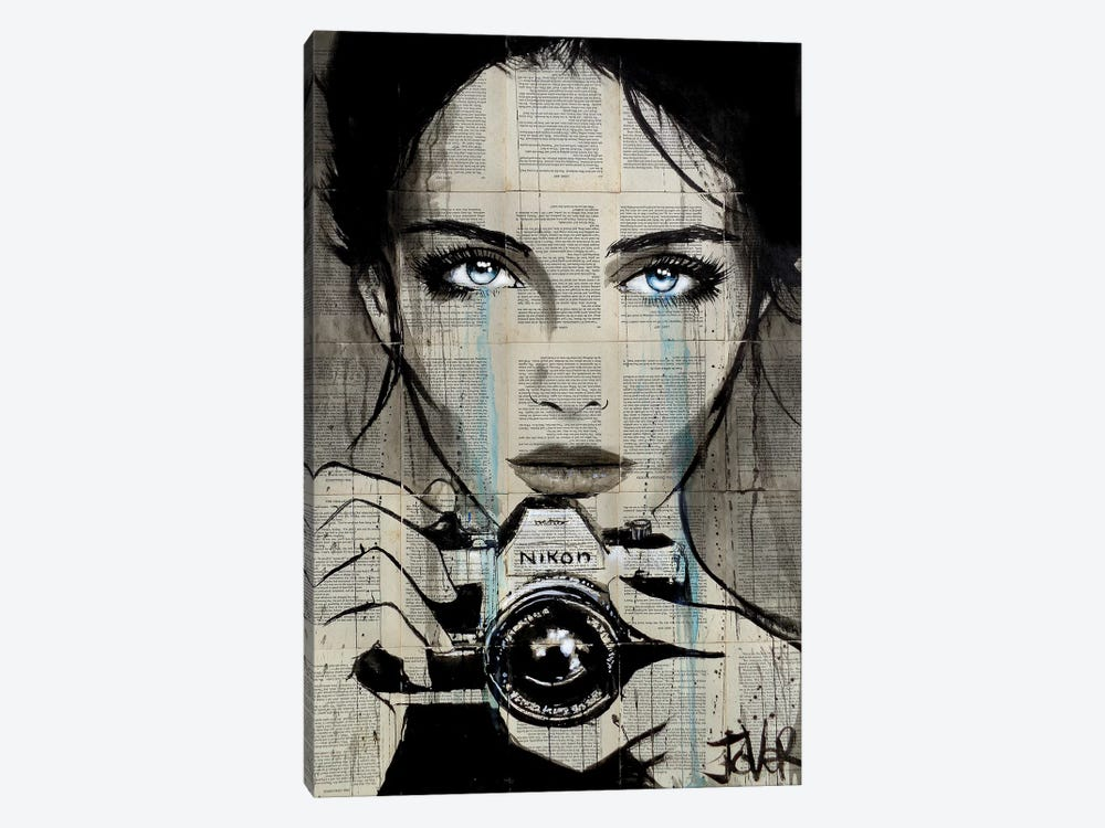 Picture It by Loui Jover 1-piece Art Print