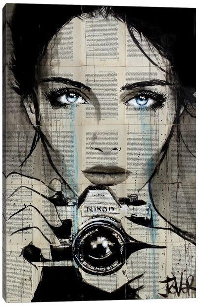 Picture It Canvas Art Print