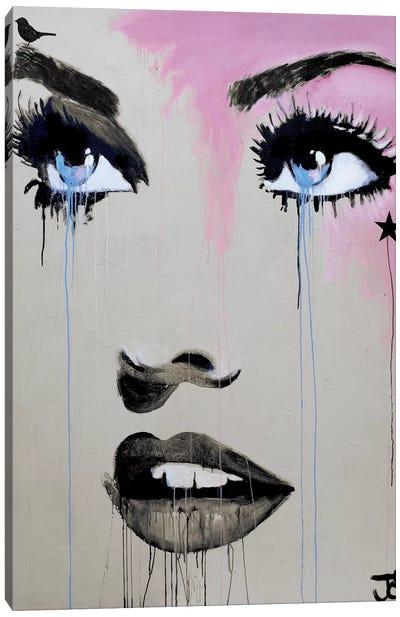 Starlette Canvas Art Print
