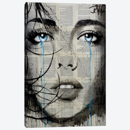 Trinity Canvas Print #LJR213} by Loui Jover Canvas Art