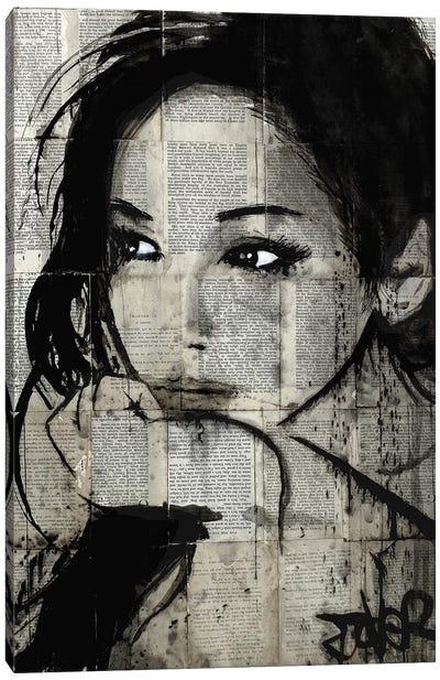 Ruth Canvas Art Print