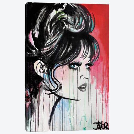 And God Created Woman Canvas Print #LJR216} by Loui Jover Canvas Art Print