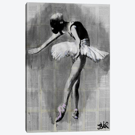 Her Finest Moment Canvas Print #LJR221} by Loui Jover Canvas Print