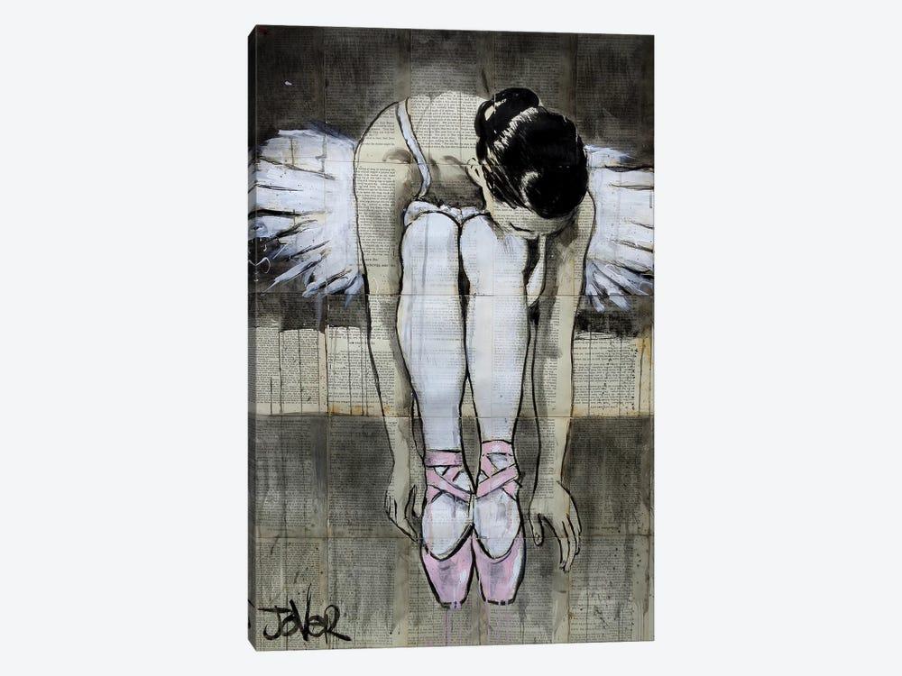 She Dances by Loui Jover 1-piece Canvas Art