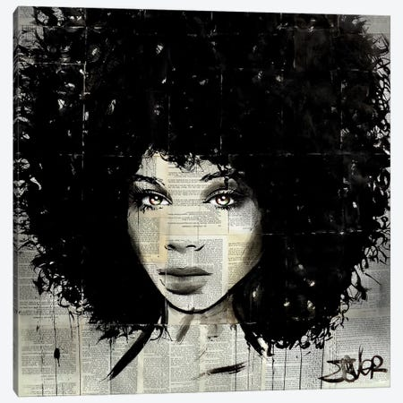 Where It's At Canvas Print #LJR229} by Loui Jover Canvas Print