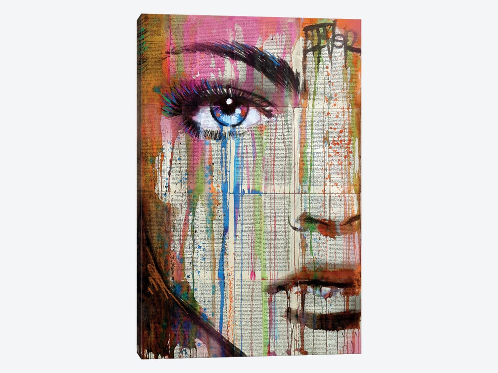 Aeon by Loui Jover 1-piece Canvas Art