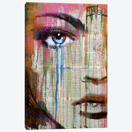 Aeon Canvas Print #LJR231} by Loui Jover Canvas Wall Art