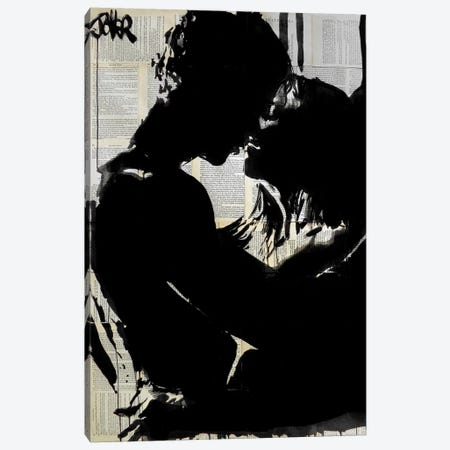 Connection II Canvas Print #LJR239} by Loui Jover Canvas Artwork