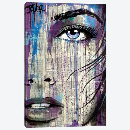 How It Feels III Canvas Print #LJR244} by Loui Jover Canvas Art