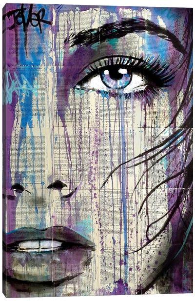How It Feels III Canvas Art Print