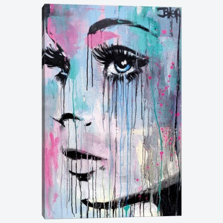 Seeker 3-Piece Canvas #LJR250} by Loui Jover Canvas Artwork